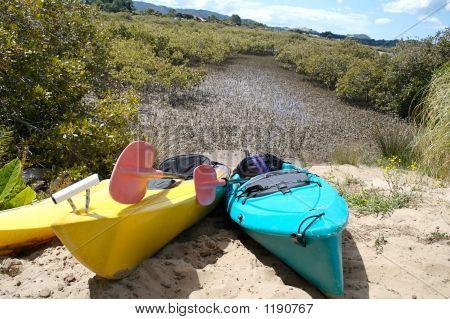 Swamp Kayaks