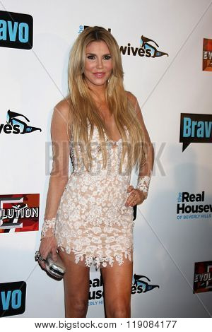 LOS ANGELES - DEC 3: Brandi Glanville at The Real Housewives of Beverly Hills Premiere Red Carpet 2015 at the W Hotel Hollywood on December 3, 2015 in Los Angeles, CA