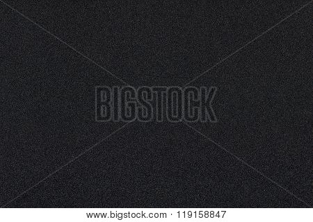 Dark Black Background With Shiny Color Speckles