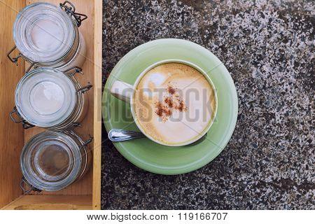 Cappuchino With Sugar