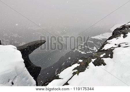 Norway, Trolltunga