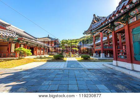 Dae Jang Geum Park or Korean Historical Drama in South Korea. poster