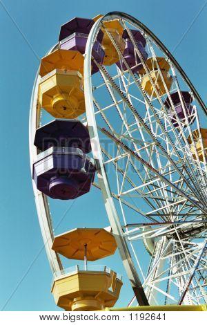 Ferris Wheel Close Up 1