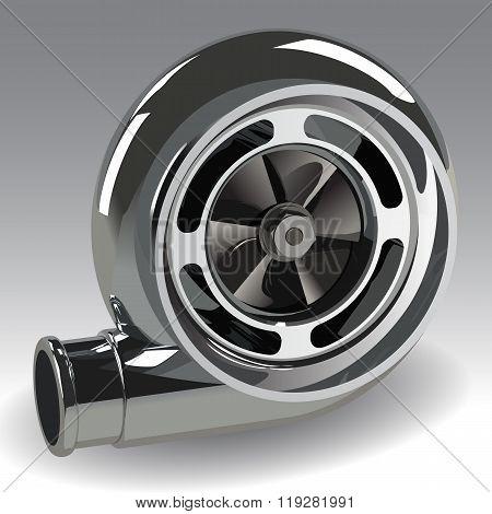 Vector Turbo Compressor