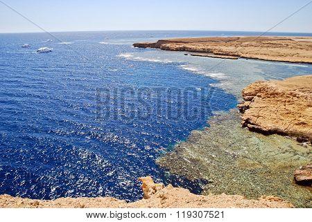 Egypt Ras Mohammed nature reserve