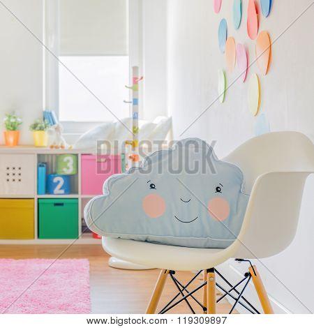 Room for little girl