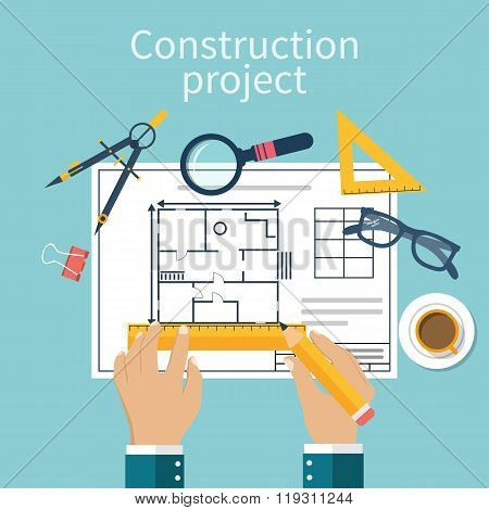 Architect Designer For Project Drawings.
