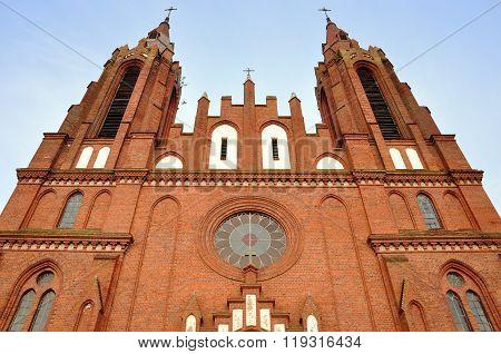Brick catholic church lookup