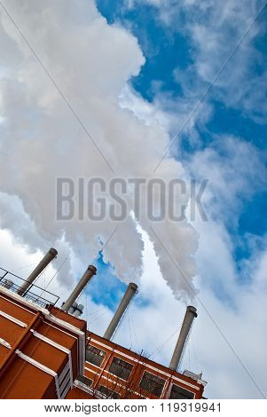 heat and power plant