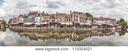 Panorama Of Belu Embankment N Amiens