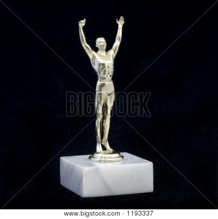 Winning Trophy Man
