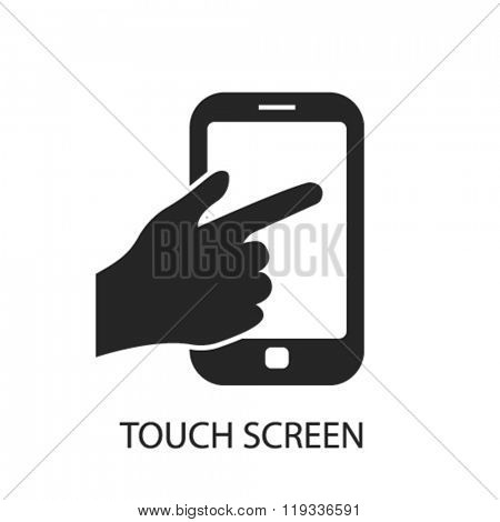 touch phone icon, touch phone logo, touch phone icon vector, touch phone illustration, touch phone symbol, touch phone isolated, touch phone image, touch phone drawing, touch phone concept