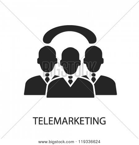 telemarketing icon, telemarketing logo, telemarketing icon vector, telemarketing illustration, telemarketing symbol, telemarketing isolated, telemarketing image, telemarketing concept