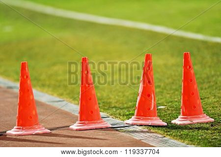 Soccer Marker Cones For Training