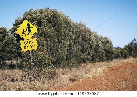Street Sign, Australia