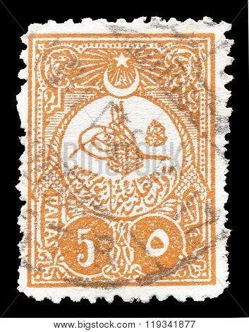 Turkey 1909