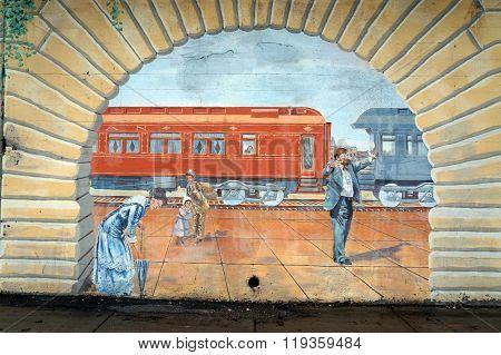 Mural: