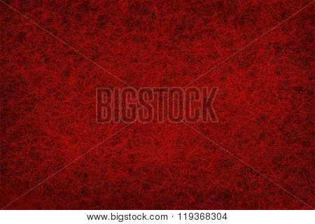 Red Weed Background