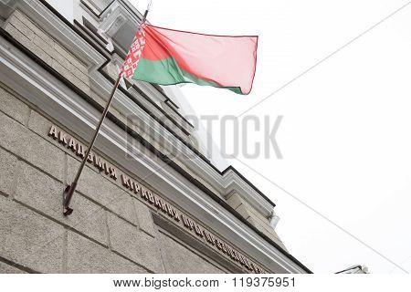 Flag Republic of Belarus