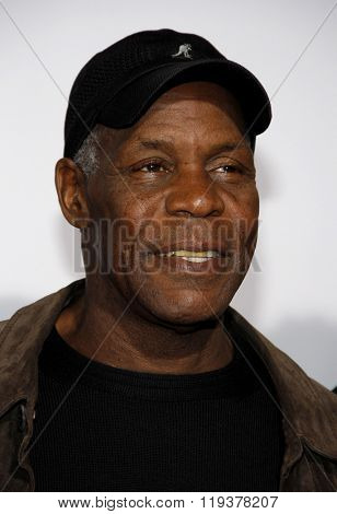 Danny Glover at the World Premiere of