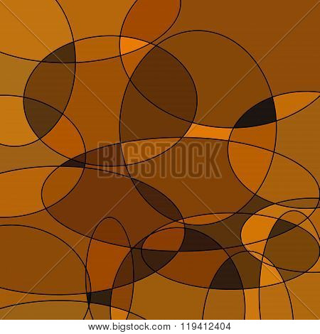 Abstract Brom Background.
