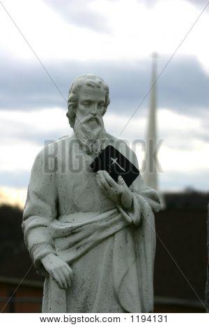Preacher/Prophet Figure