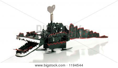 Tin-Toy Series – Snapping Crocodile