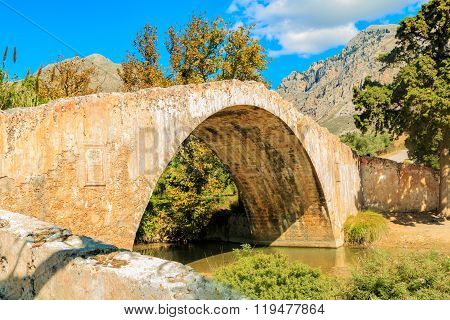 Old Bridge Preveli