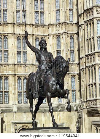 Richard I (Richard the Lionheart)