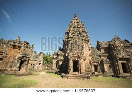 Thailand Isan Buri Ram Prasat Phanom Rung