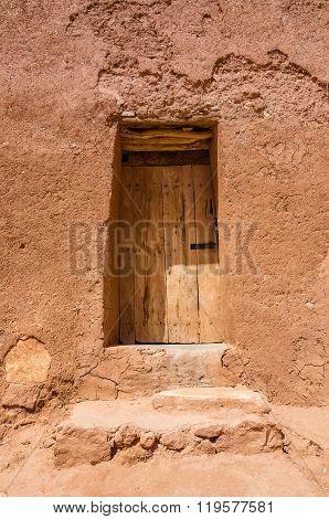 Casbah in Ouarzazate, Morocco