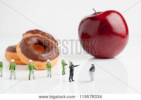 Eat An Apple Instead