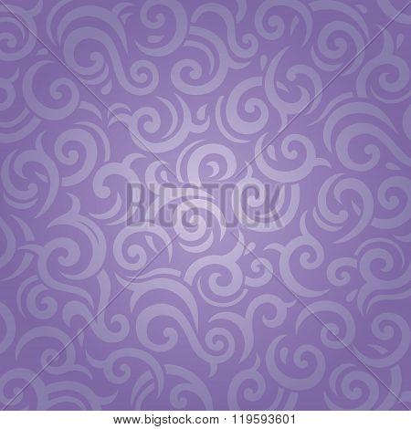 Pale wedding lavender violet luxury vintage design pattern