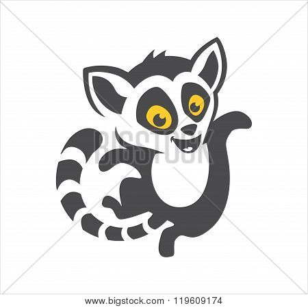 Lemur Cartoon Dance