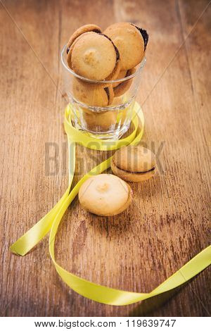 Coockies In Glass