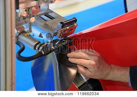 Welding Plastic Sheeting