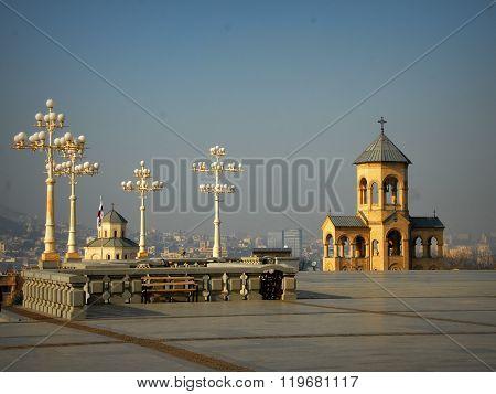 The Sameba Cathedral
