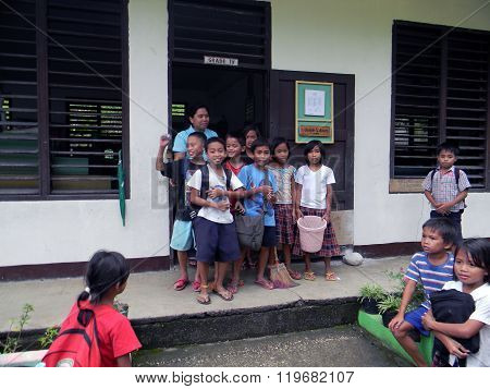 Mabini Elementary School Fourth Grade