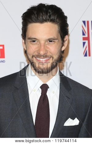LOS ANGELES - FEB 26:  Ben Barnes at the The Film is GREAT Reception Honoring British 2016 Oscar Nominees at the Fig and Olive on February 26, 2016 in West Hollywood, CA