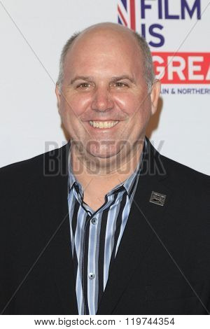 LOS ANGELES - FEB 26:  James Dumont at the The Film is GREAT Reception Honoring British 2016 Oscar Nominees at the Fig and Olive on February 26, 2016 in West Hollywood, CA