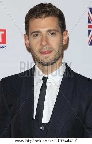 LOS ANGELES - FEB 26:  Julian Morris at the The Film is GREAT Reception Honoring British 2016 Oscar Nominees at the Fig and Olive on February 26, 2016 in West Hollywood, CA