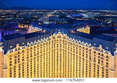 The Architectures Of Las Vegas