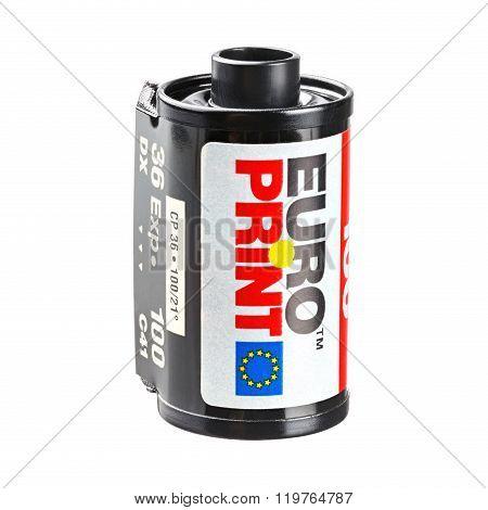 Euro Color Print Film Cartridge