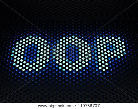 OOP - Object-oriented programming