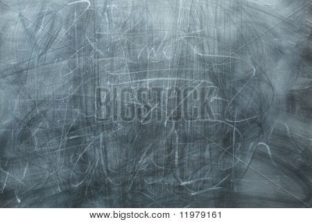 Old chalk board