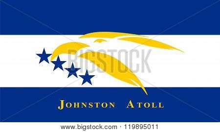 Standard Proportions For Johnston Atoll Unofficial Flag