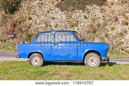 Trabant 601 Retro Automobile