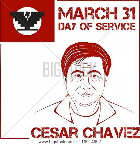 Cesar Chavez, Day Of Service