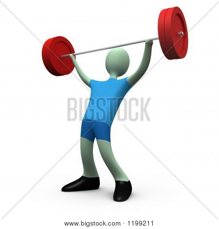 Sports - Weight-Lifting #5