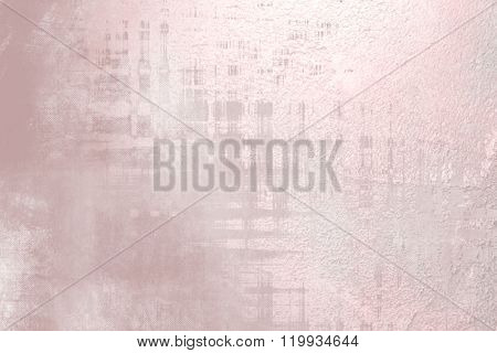 Vintage background abstract - soft pink texture